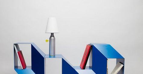 La Chance Rocky Credenza : Rocky sideboard u geometrical design inspiration by la chance