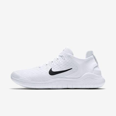 zapatillas running hombre nike blancas