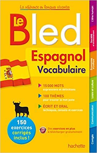 Bled Vocabulaire Espagnol Pdf Telecharger Ebook Good Books Books