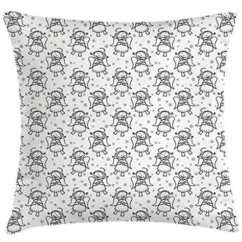 Ambesonne Angel Throw Pillow Cushion