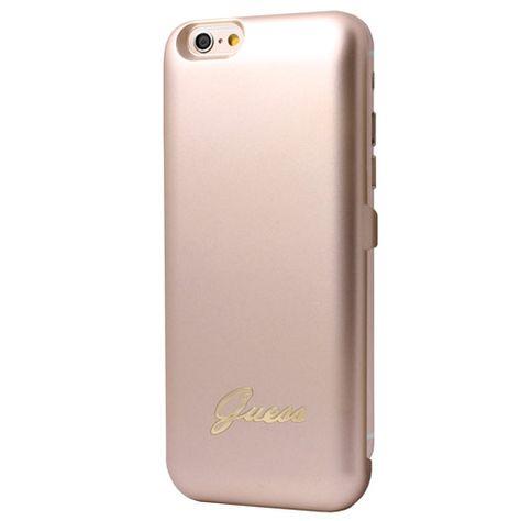 c981856d5b0 GUESS CARATULA BATTERY TORI GOLD 2800 mah IPHONE 6 4.7 PULGADAS