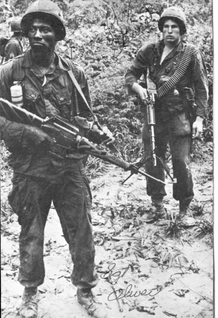 173rd Airborne Brigade Circa 1965 1966 Vietnam Veterans