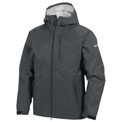 7d0aad84b136 Nike Team Waterproof 2.5 Jacket - Men s - For All Sports - Clothing -  Anthracite Black White