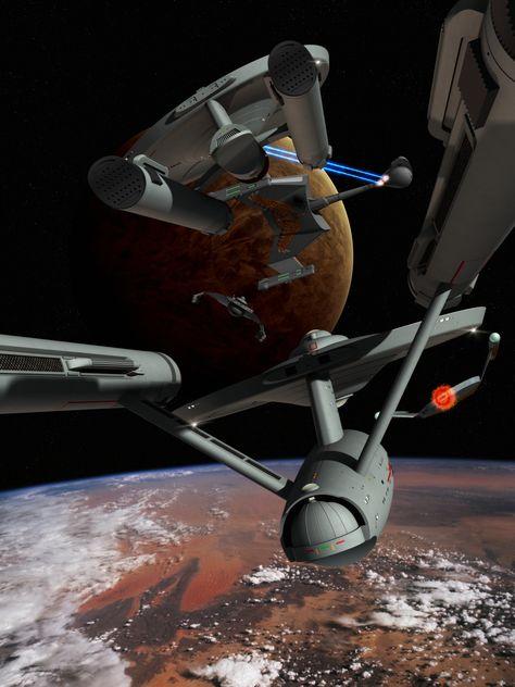 Visiting Vulcan by thefirstfleet on DeviantArt   Star trek