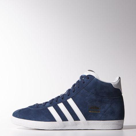 adidas Gazelle OG Mid Shoes | adidas UK | Adidas gazelle, Adidas ...