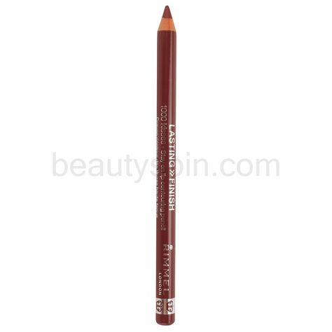 Rimmel 1000 Kisses Lip Liner Cappuccino Lip Liner Warm Makeup