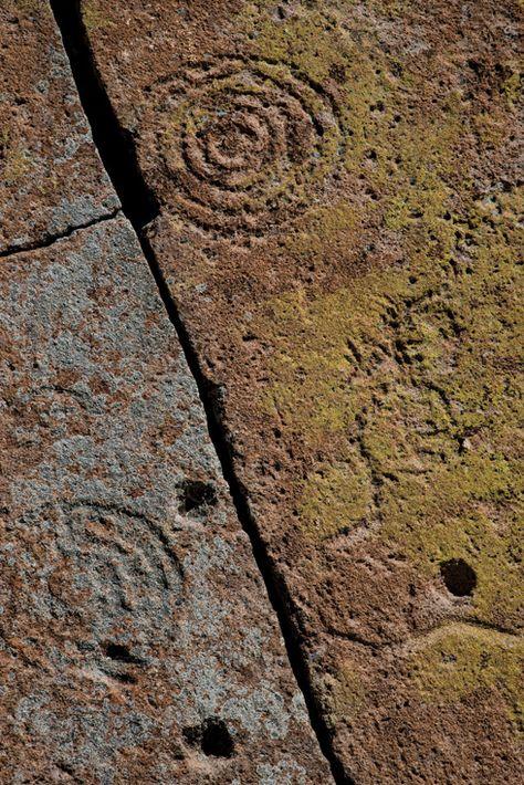 Art For The Sake Of Park Petroglyphs Park New Mexico