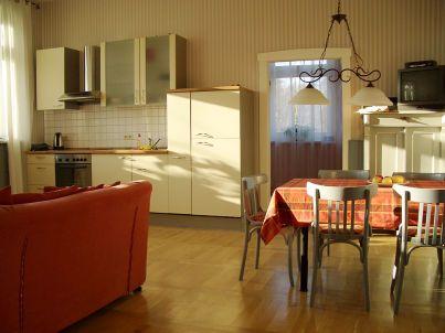 Alte Schule Ahrensberg Wohnung Ferienwohnung Ferienhaus