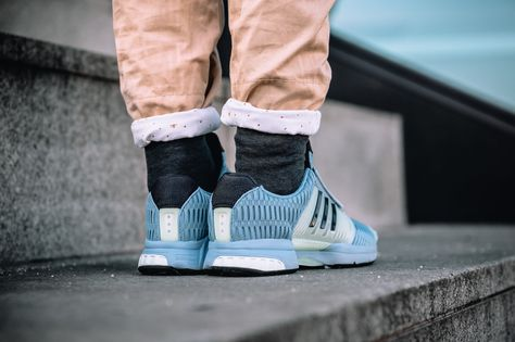 detailed look a7534 87b38 adidas ClimaCool 1 CMF  Tactile Blue  (Ba7267) - KICKS-DAILY.COM