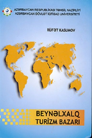 Kasumov R M Beynəlxalq Turizm Bazari 2012 Digital Library World Map Books