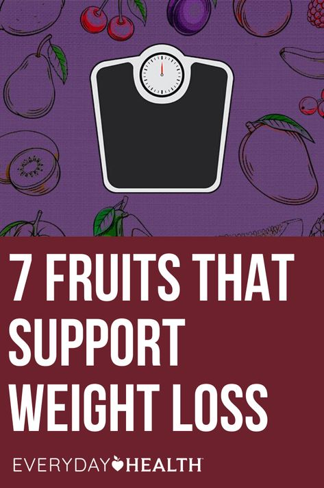 These fruits can help boost weight loss while satisfying your sweet tooth.