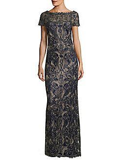 bb34cdf485e Plum Lace Gathered Illusion Sleeveless Dress - Plus by R M Richards  zulily   zulilyfinds