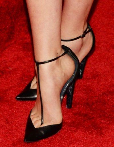 PATENT LEATHER PLATFORM SLING BACK - High-heels - Woman