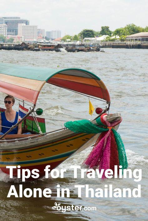 Super Travel Alone Thailand Bucket Lists 60 Ideas