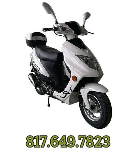 By Photo Congress    Vitacci Zoma 150cc Scooter