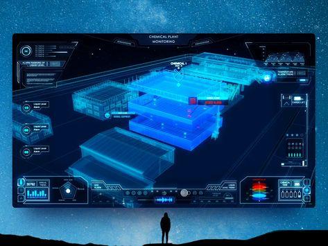 Smart factory visualization