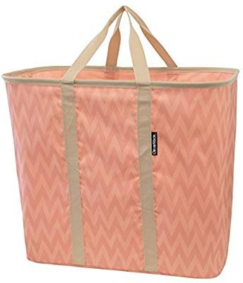 Amazon Com Clevermade Collapsible Laundry Tote Large Foldable