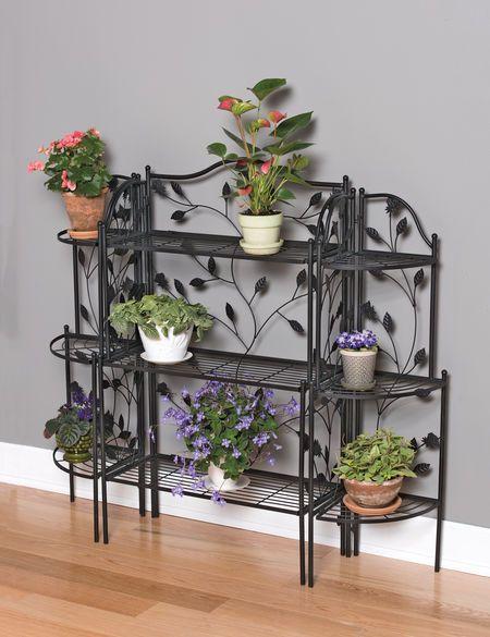 Baker S Rack Plant Stand Set Gardener S Supply House Plants