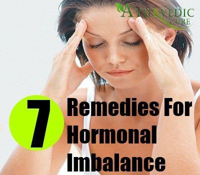 Hormonal Imbalance Herbal Remedies Natural Treatments And