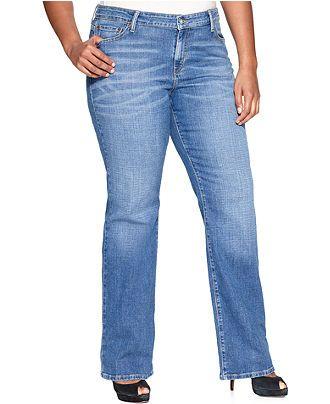 3d4f8e29d24 Levi s Plus Size Jeans