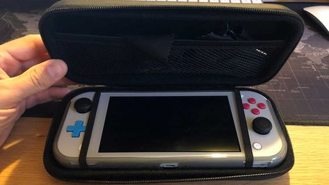 Venom Switch Lite Pro Gamer Case And Gaming Essentials Pack Review Nintendoswitchreviews Switchlite Venom In 2020 Gamer The Knack Lite