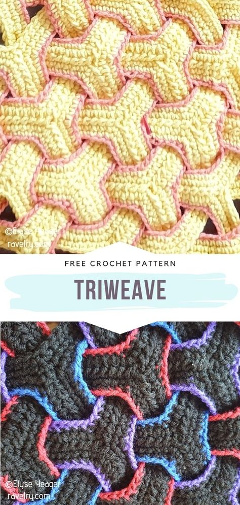Crochet Stitches For Beginners, Crochet Stitches Patterns, Crochet Videos, Crochet Designs, Stitch Patterns, Knitting Patterns, Free Baby Crochet Patterns, Crochet Quilt Pattern, Crochet Crafts