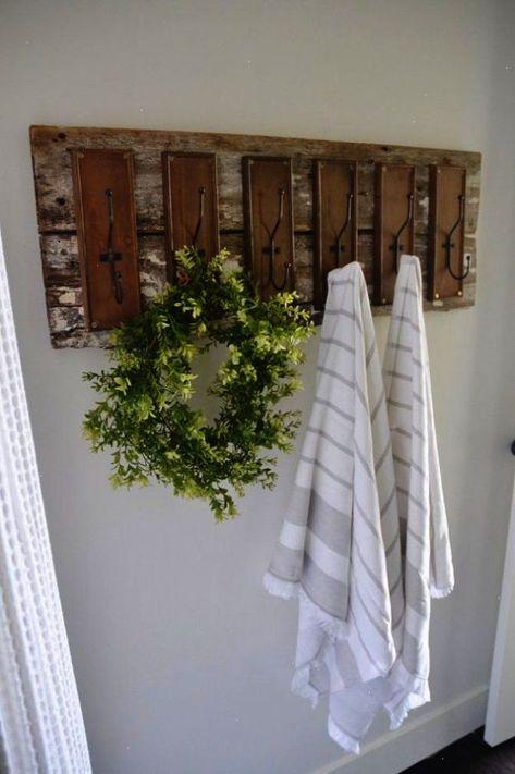 Diy Bathroom Decor Ideas Diy Bathroom Hooks Cool Do It
