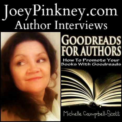 Interview about how useful Goodreads is for authors