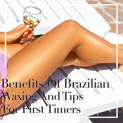 wax instructions bikini Brazilian