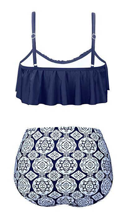 undefeated x official shop price reduced Amazon.com: UniSweet Tankinis Swimwear For Women High ...
