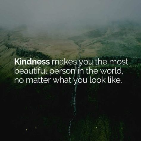 It really does. #kindnessquotes