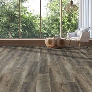 9 Wide 8mm Thick 60 Long Boards Float Installation Wpc Forest Grove Color Lifetime Residential Forest Grove Southwind Waterproof Vinyl Plank Flooring