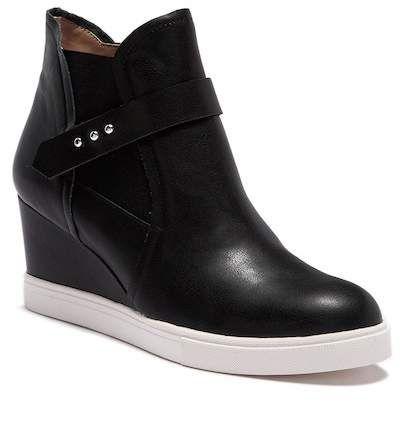 Linea Paolo Freshton Leather High-Top