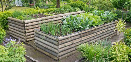Hochbeet Bauen Eine Anleitung Zum Selbermachen Hochbeet Garten Bauerngarten