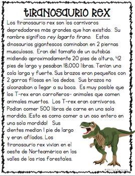 Dinosaurios Textos Informativos Reading Informational Texts Spanish Reading Informational Text sin_anuncios_b30anuncio_b30 id=1 cuando hablamos de los dinosaurios, lo hacemos de una manera tan general que parece que hubiera menos tipos y familias de las que realmente existieron. dinosaurios textos informativos