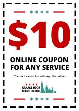 Garage Door Repair Chicago Is Proud To Offer Our Customers 10 Off