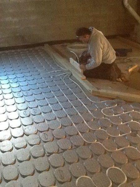 121 Best Radiant Floor Heating U0026 Cooling Images On Pinterest | Radiant Floor,  Hydronic Heating And Radiant Heat