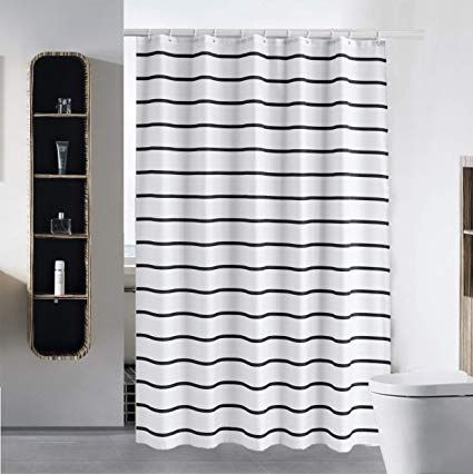 Shower Curtains Rings And Liners Black Shower Curtains Green