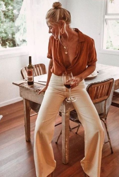 Gracefully Glam | Style Inspiration
