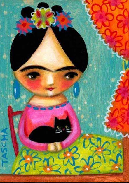 Tascha Parkinson Paintings 15 Png 442 625 Com Imagens