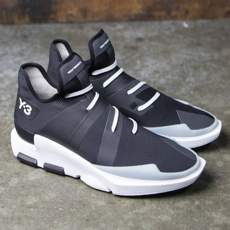 official photos f4af3 43a89 Adidas Y-3 Men Noci Low  womenrunningshoes