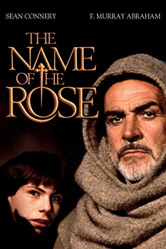 The Name Of The Rose Starring Sean Connery Released On September