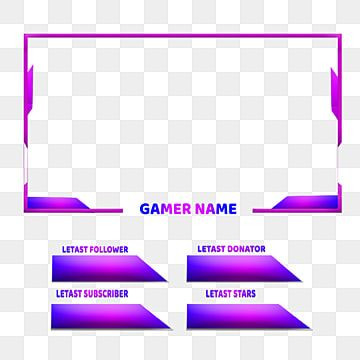 Twitch Streaming Overlay Face Screen Gameui Livestream Youtube Png Transparent Clipart Image And Psd File For Free Download Overlays Overlays Transparent Download Cute Wallpapers