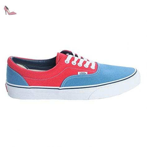 VANS - Fashion / Mode - Era Rouge - Taille 38 - Rouge ...