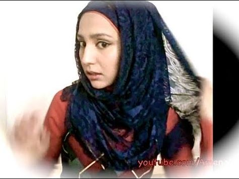 Hijab Tutorial: Volume without the Camel Hump!