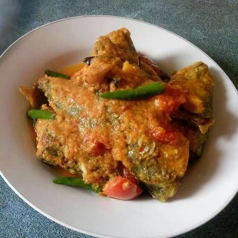 Resep Pesmol Ikan Kembung Bumbu Kuning Oleh Diah Dee Resep Resep Makanan Resep Resep Masakan Indonesia