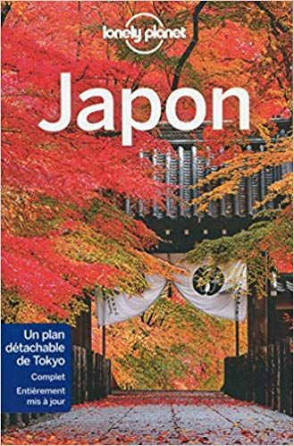 Amazon Fr Japon 6ed Lonely Planet Lonely Planet