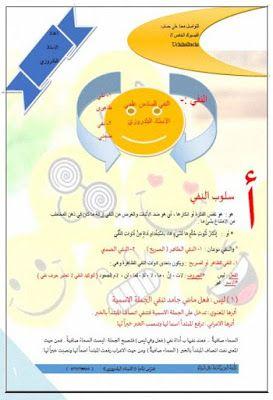 قواعد اللغة العربية للصف السادس الاعدادي Pdf Pie Chart Chart Map