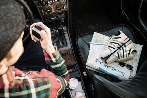 premium selection 90a26 bcf33 adidas  Overkills Equipment Racing 93 Draws Inspiration From German Taxis
