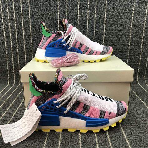 cdae4db7b Adidas NMD Hu Pharrell Solar Pack Mother Land  BB9531 en 2019 ...